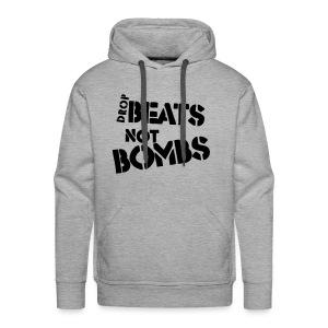 Hull - Beats Not Bombs - Men's Premium Hoodie