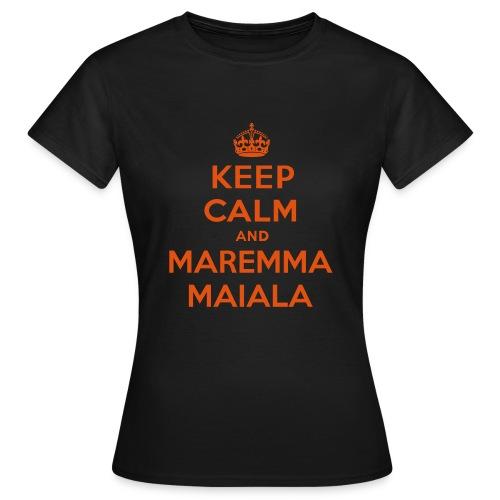 Keep Maremma - T-Shirt Donna - Maglietta da donna