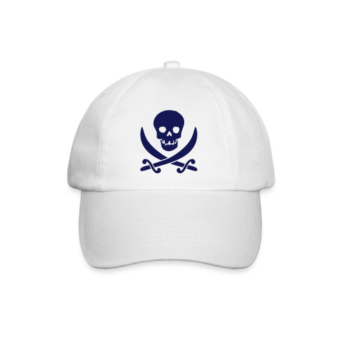 Piratenkappe! - Baseballkappe
