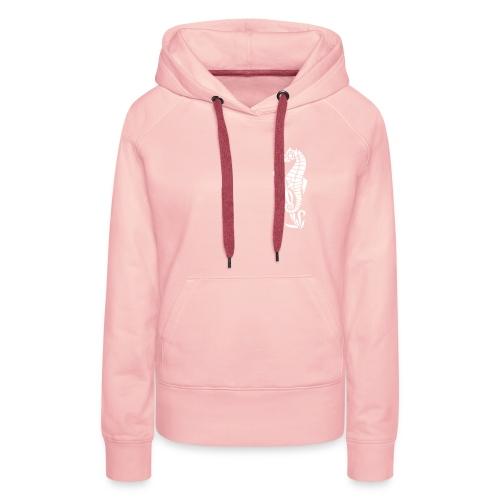 Lady Seepferdchen - Frauen Premium Hoodie