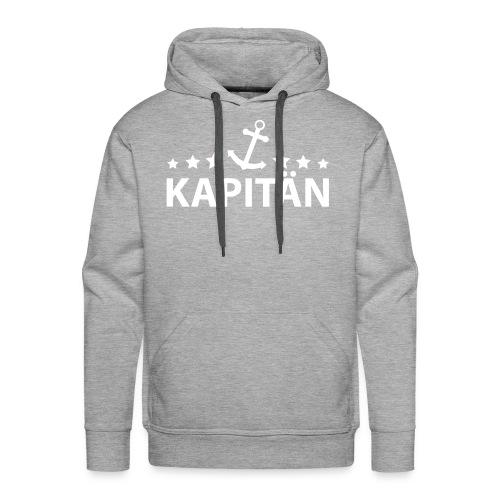 Matrose Kapitän - Männer Premium Hoodie