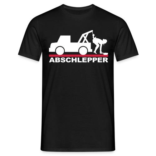 Frauenabschlepper - Männer T-Shirt
