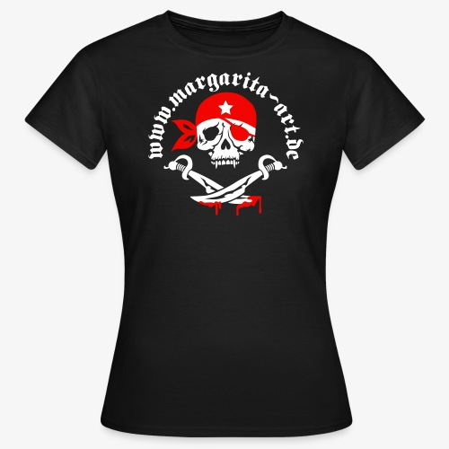 Beidseitig - Frauen T-Shirt