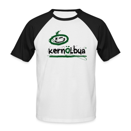 KÖbua - 2er - Männer Baseball-T-Shirt