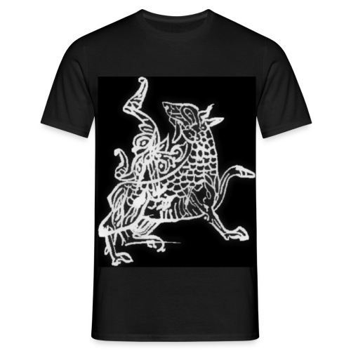 Maes Howe Dragon - Men's T-Shirt