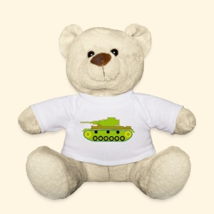 Teddy - Tanktop (ohne Text) - Teddy
