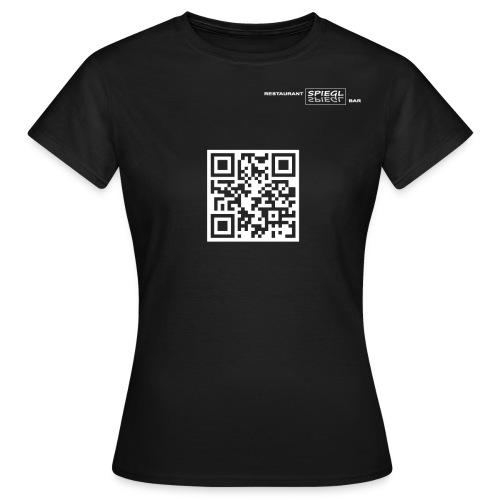 Kellner ist König - Frauen T-Shirt