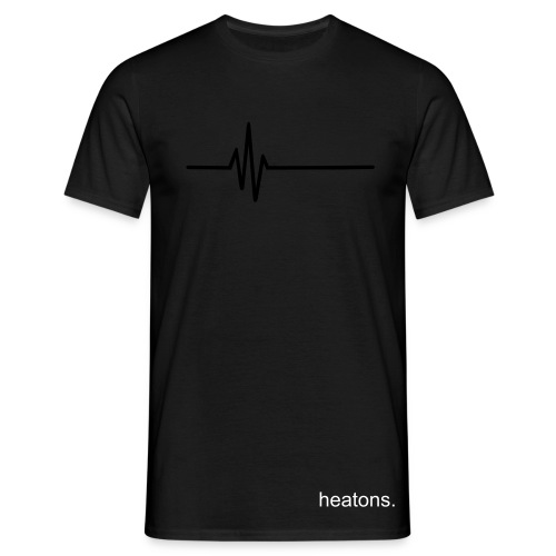 Mens heatons t-shirt.  - Men's T-Shirt