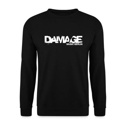 Damage Label Logo Sweatshirt Men - Men's Sweatshirt
