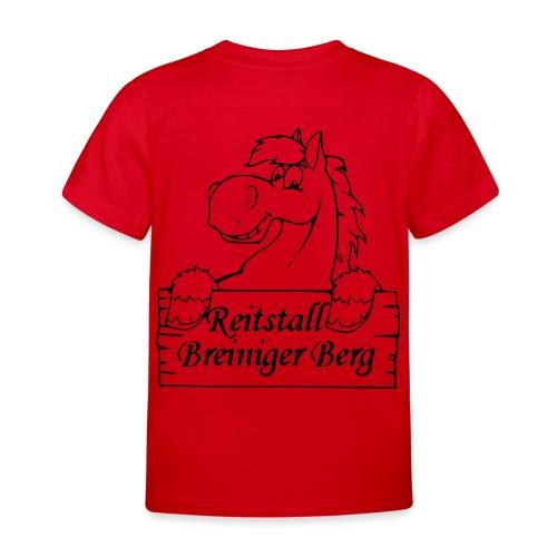 Reitstall Breiniger Berg - Klein - Kinder T-Shirt