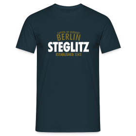 Capitol Of Germany Berlin - Steglitz Established 1242 ~ 4