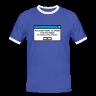Camisetas ~ Camiseta contraste hombre ~ Freak update