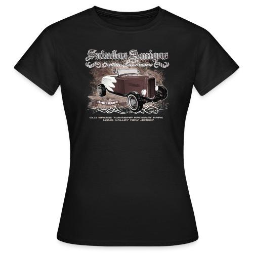 Saludos Amigos - Frauen T-Shirt