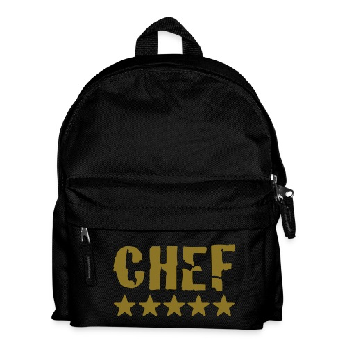 Plecak Szef - Plecak dziecięcy