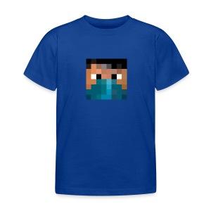 Kinder T-Shirt - Logo vorne - Kinder T-Shirt