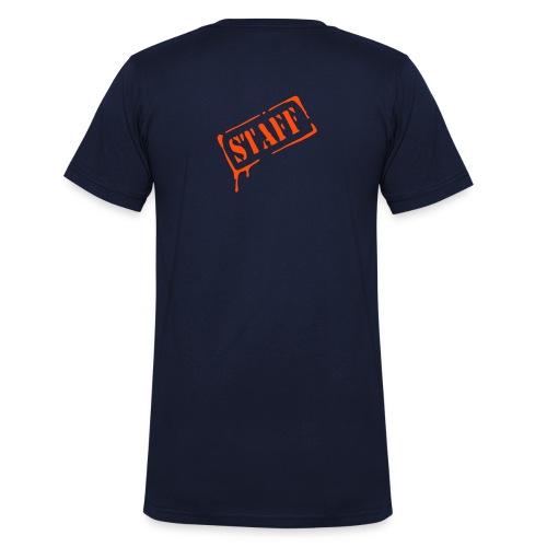 Stuf-Shirt - Männer Bio-T-Shirt mit V-Ausschnitt von Stanley & Stella