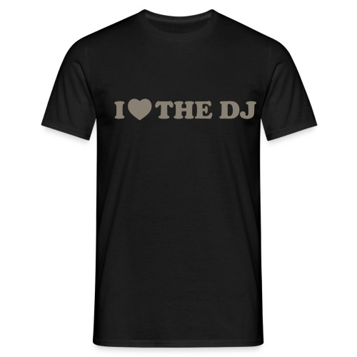 I love the DJ! - WLS! - Herre-T-shirt