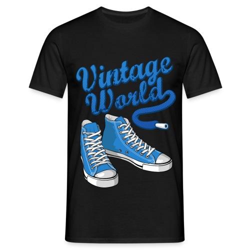 Vintage World - Prim'HERO Limited - T-shirt Homme