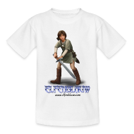 Shirts ~ Teenager T-shirt ~ T-shirt Elfenblauw
