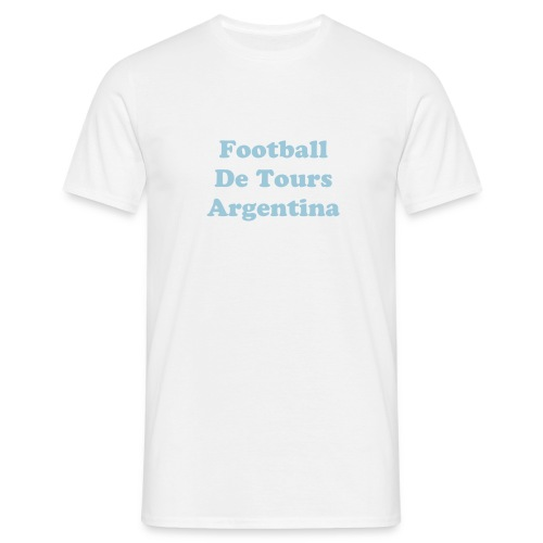 Football de Tours Argentina - Men's T-Shirt