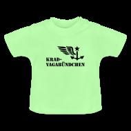 Baby T-Shirts ~ Baby T-Shirt ~ KRAD-VAGABÜNDCHEN - Baby-T-Shirt