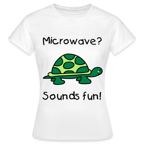 Microwave?! - Women's T-Shirt