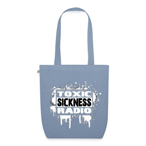 Ladies Toxic handbag - EarthPositive Tote Bag