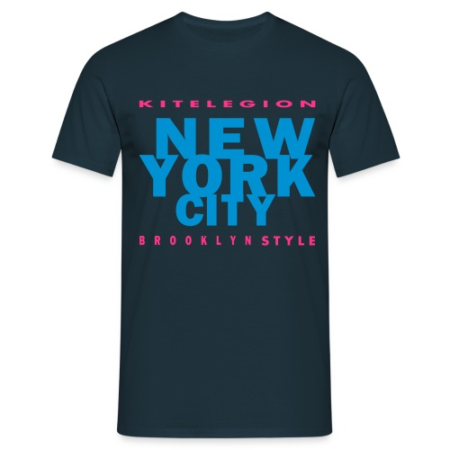 N.Y.C - T-shirt Homme
