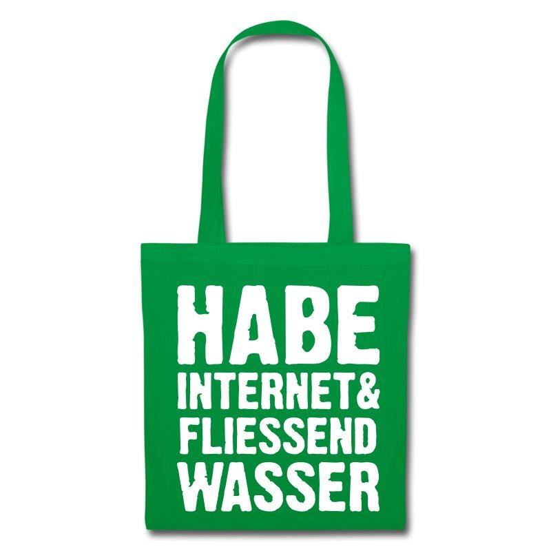 habe internet & fliessend wasser, sprüche, humor, nerds, geeks