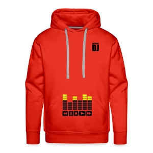 dj jumper - Men's Premium Hoodie