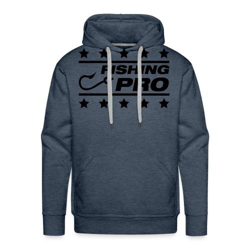 Men's Fisherman's shack fishing pro hoodie - Men's Premium Hoodie
