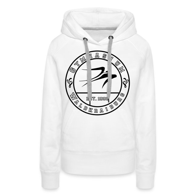 "Frauen Hoody ""College"""
