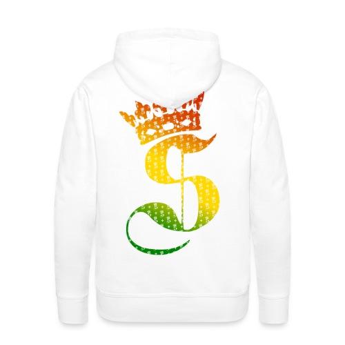 $ 2 - Sweat-shirt à capuche Premium pour hommes