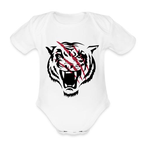 Wild Baby - Baby Bio-Kurzarm-Body