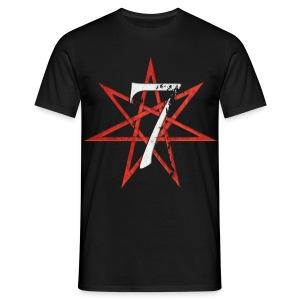 SiebenStern Shirt - Männer T-Shirt