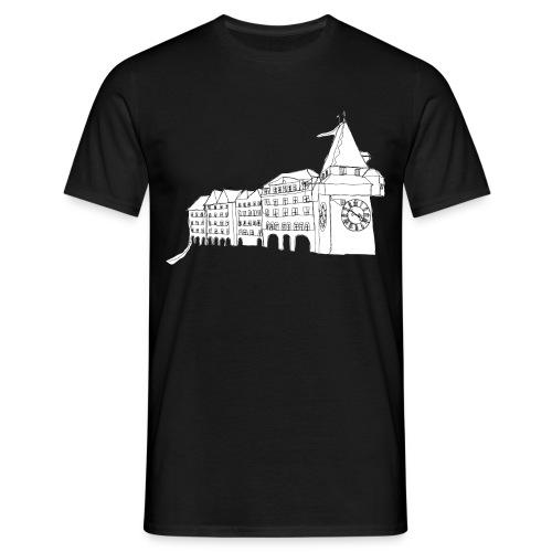 Graz Altstadt - Männer T-Shirt