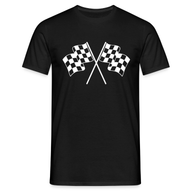 Checkered Flags T-Shirts