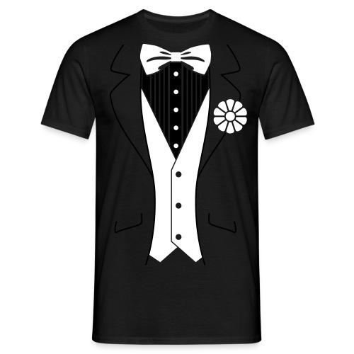 Suit up! - Herre-T-shirt