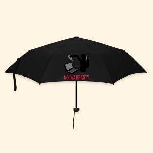 Regenschirm - NO WARRANTY - Regenschirm (klein)