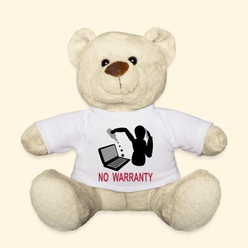 Teddy - NO WARRANTY - Teddy
