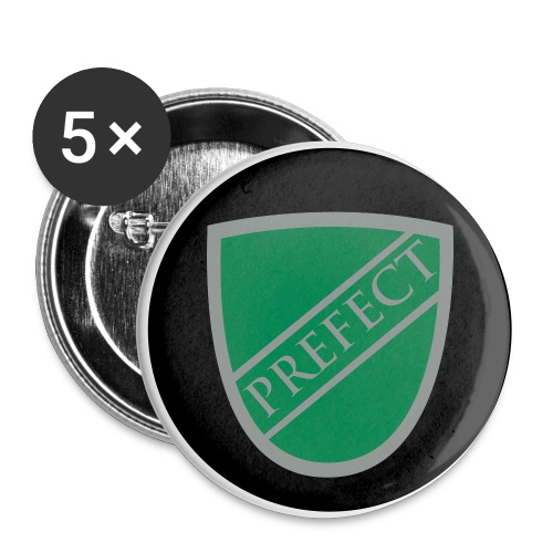 Slytherin Prefect - Buttons large 56 mm