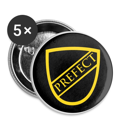 Hufflepuff Prefect - Buttons large 56 mm