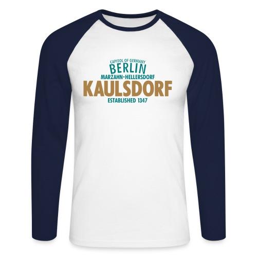 Capitol Of Germany Berlin - Kaulsdorf - Männer Baseballshirt langarm