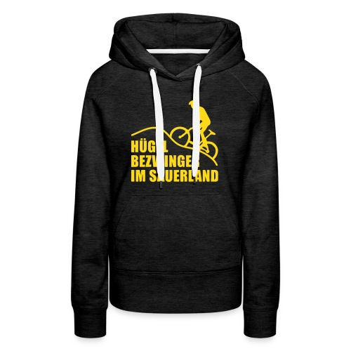 Hügelbezwinger - Frauen Premium Hoodie