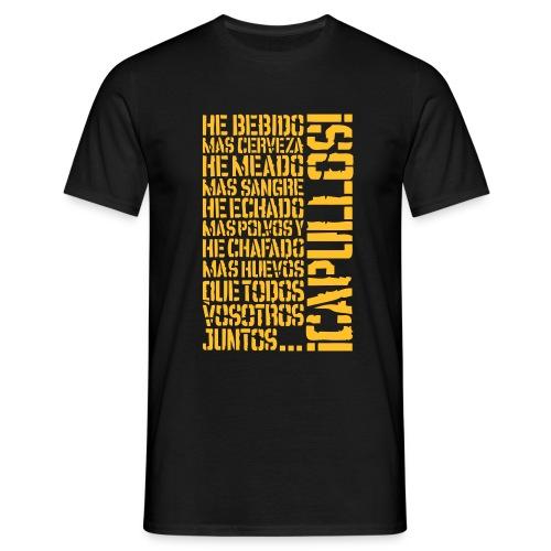 El Sargento de Hierro 2 - Camiseta hombre