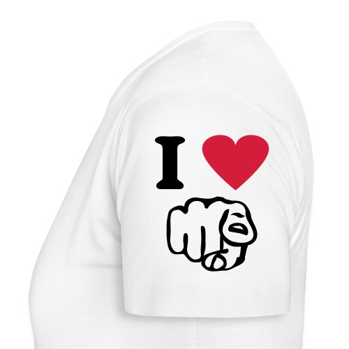 i love you - T-shirt Femme