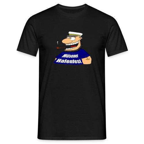 T-Shirt Kapitän klassisch - Männer T-Shirt