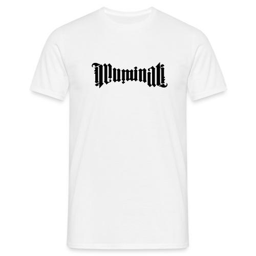 tee-shirt illuminati homme  - T-shirt Homme