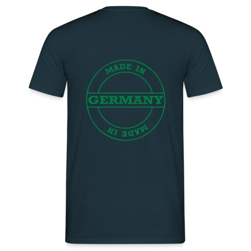 Donauweibchen Made in Germany - Männer T-Shirt