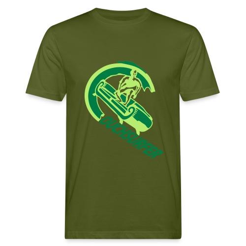 CouchSurfer_max - Männer Bio-T-Shirt